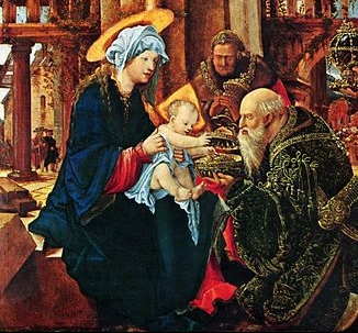Albrecht_Altdorfer_-_The_Adoration_of_the_Magi_-_Städel