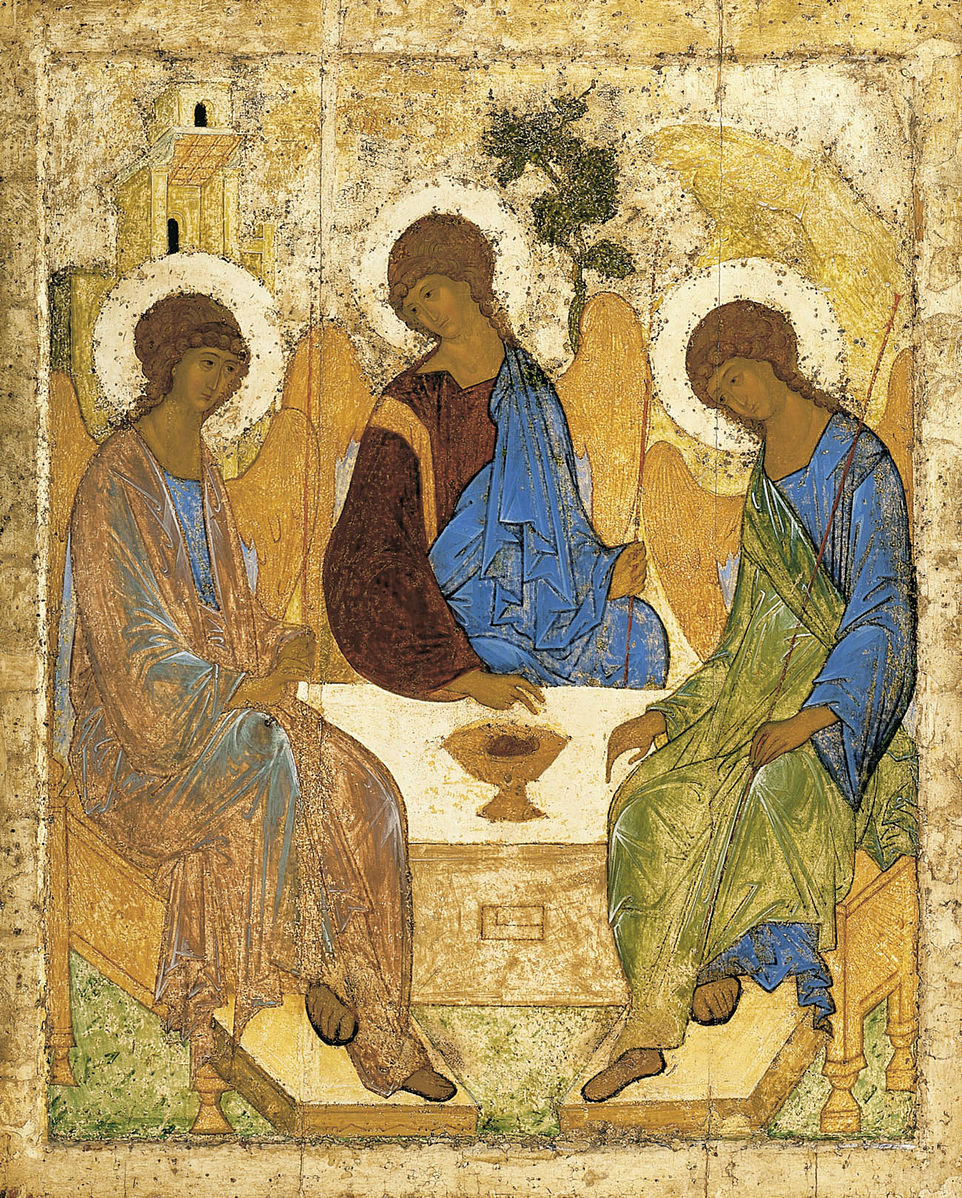 Icon of the Trinity source wikimedia commons photo credit unknown public domain